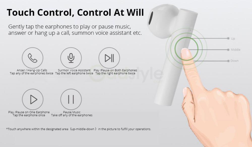Xiaomi Mi Air2 Se Tws Earphones (2)