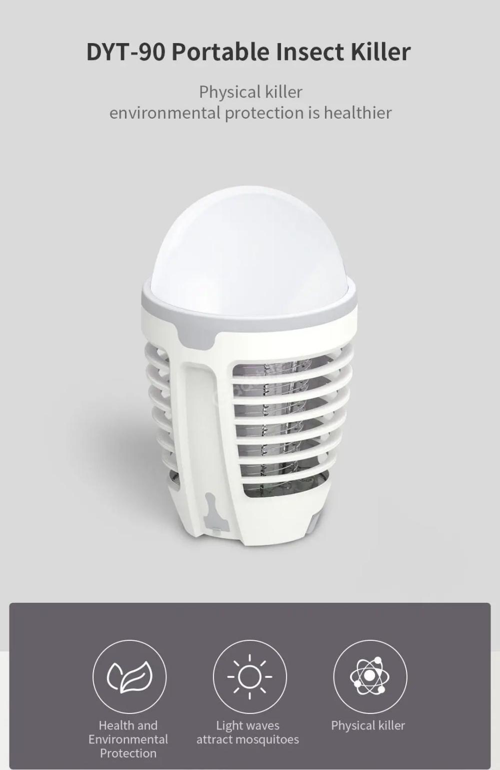 Xiaomi Mi Portable Mosquito Killer Bulb (4)