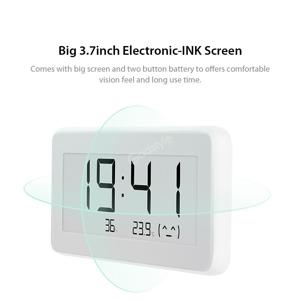 Xiaomi Mijia Electronic Thermometer Hygrometer Pro (4)