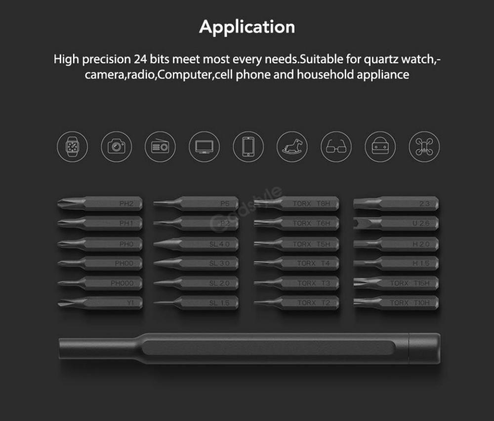 Xiaomi Wiha 24 In 1 Multi Purpose Precision Screwdriver (3)