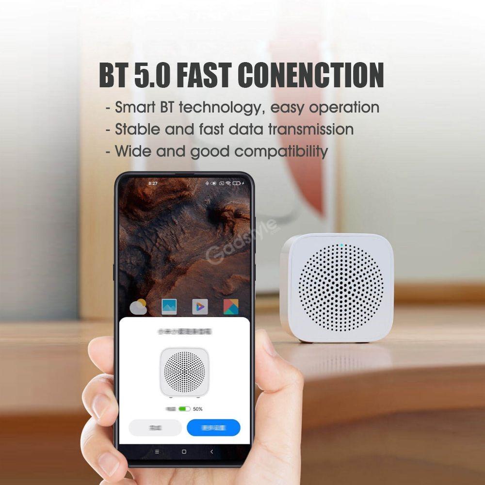 Xiaomi Xmyx07ym Intelligent Xiaoai Assistant Mini Bluetooth Speaker (7)