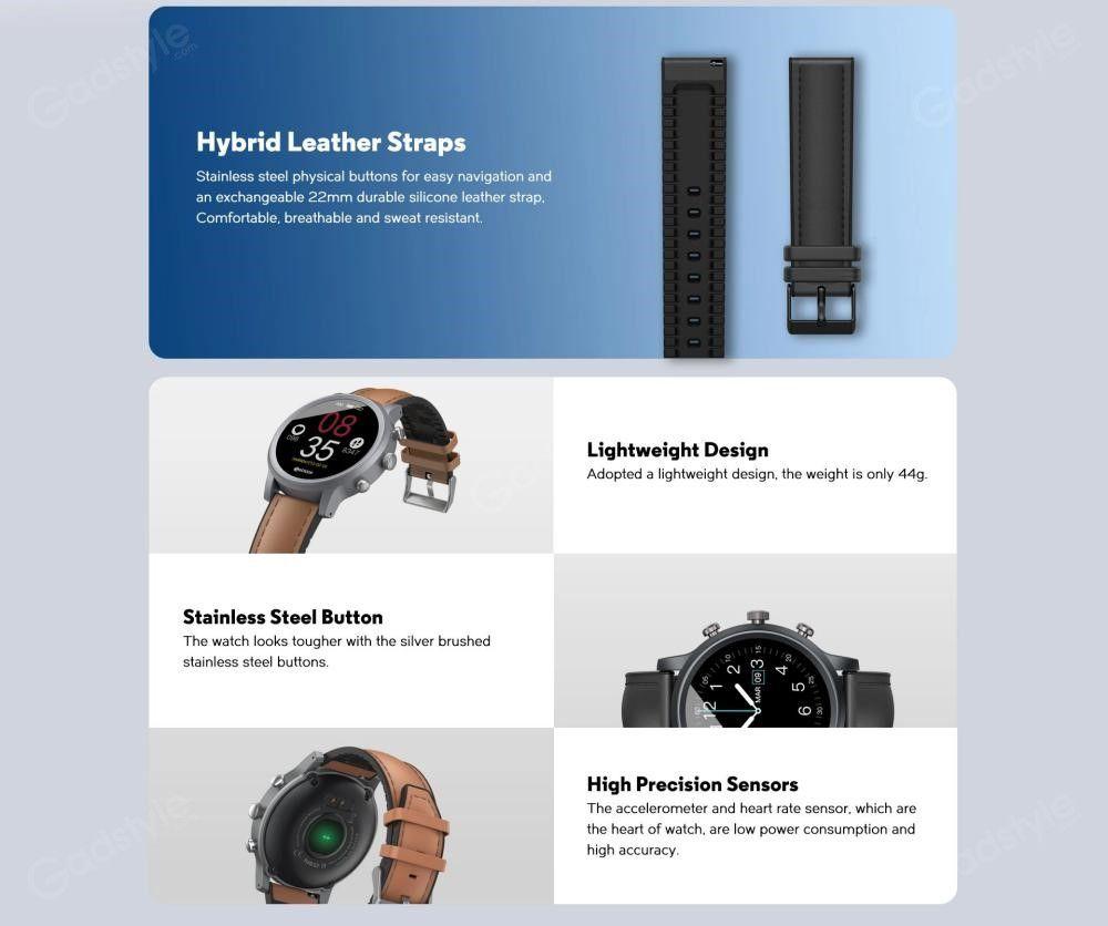 Zeblaze Neo 3 Ip68 Waterproof Smart Watch (9)