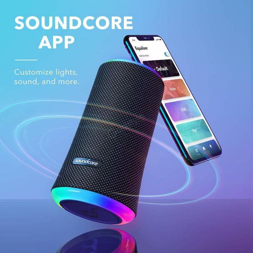 Anker Soundcore Flare 2 Bluetooth Speaker (3)
