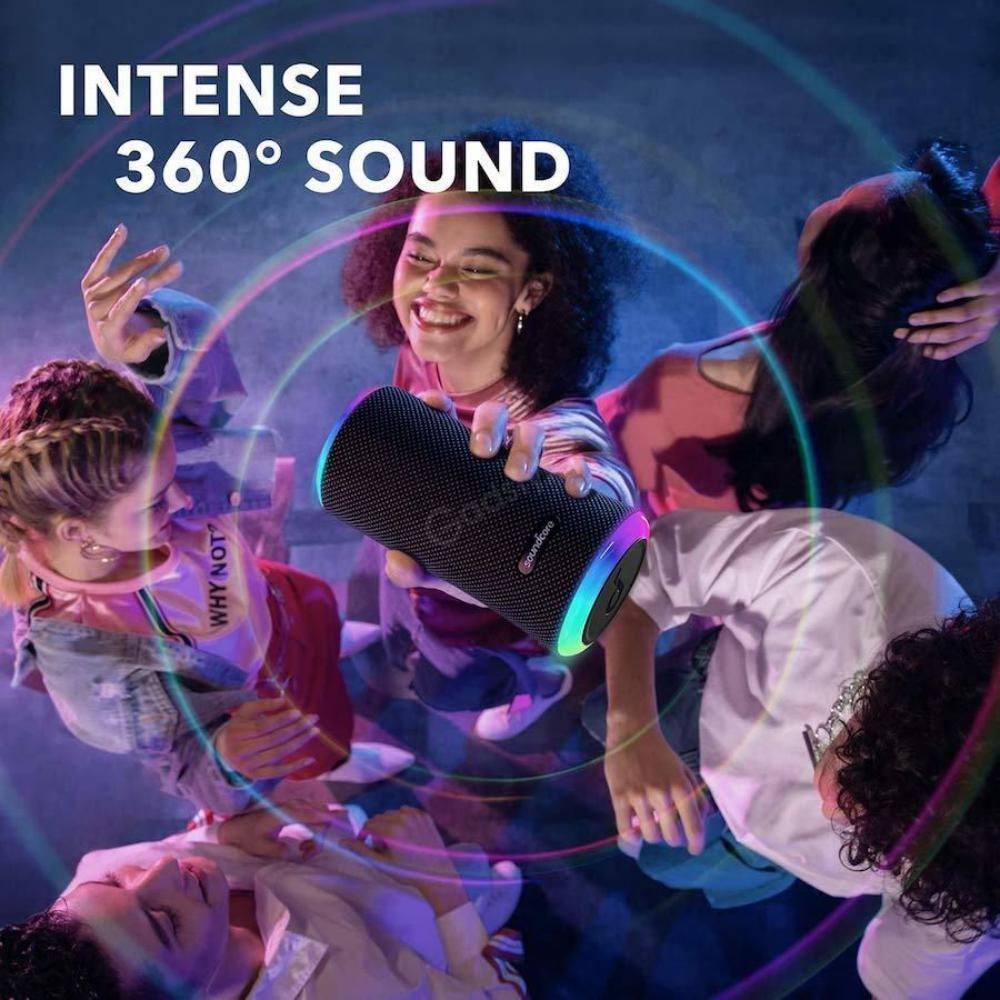 Anker Soundcore Flare 2 Bluetooth Speaker (5)