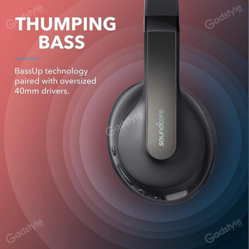 Anker Soundcore Life Q10 Over Ear Foldable Wireless Bluetooth Headphones (7)