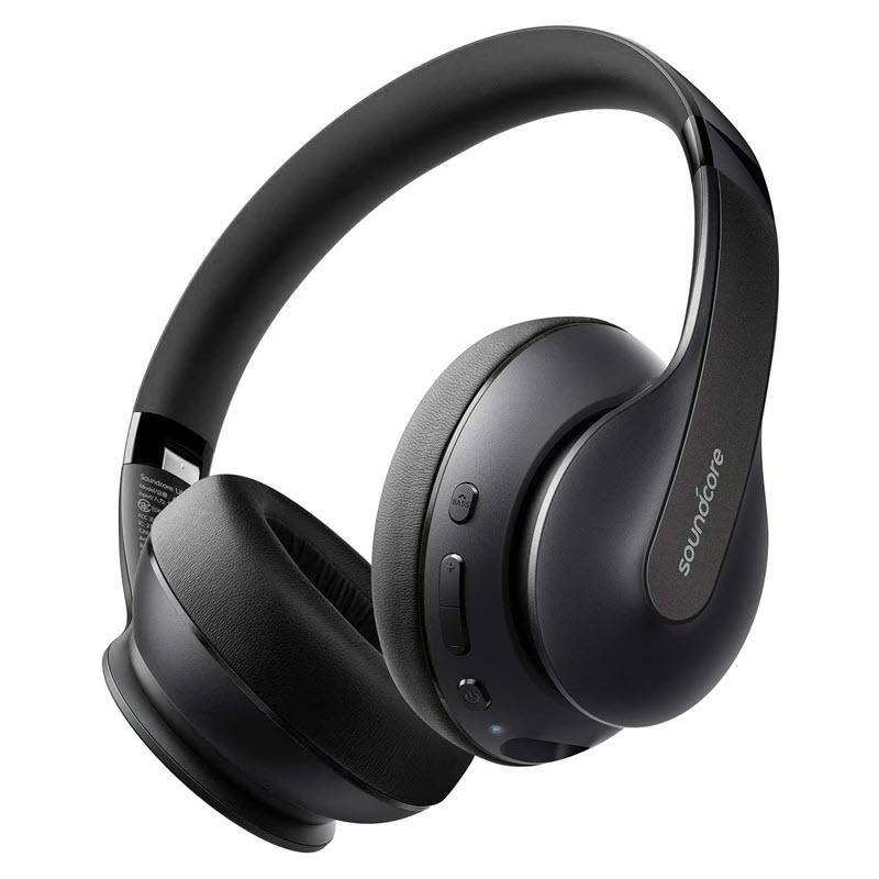 Anker Soundcore Life Q10 Over Ear Foldable Wireless Bluetooth Headphones