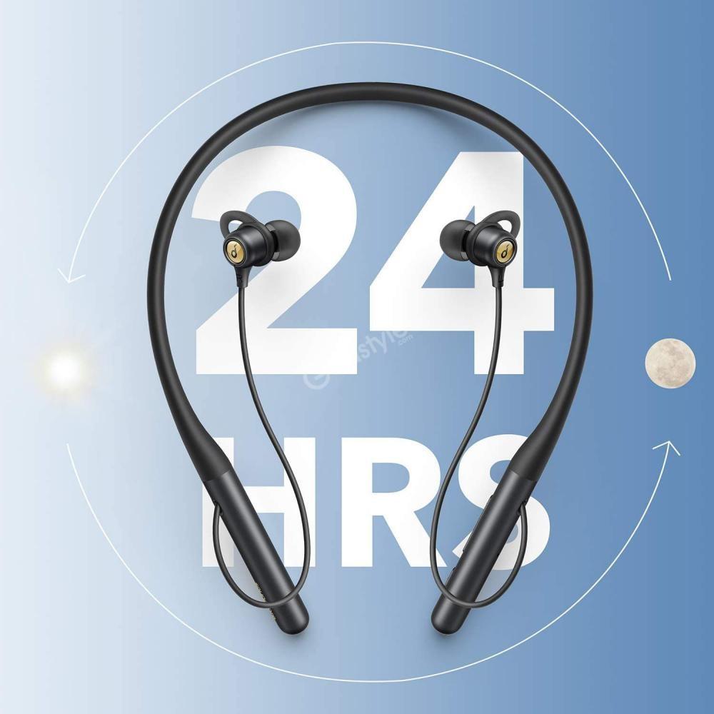 Anker Soundcore Life U2 Bluetooth Neckband Earphones (12)