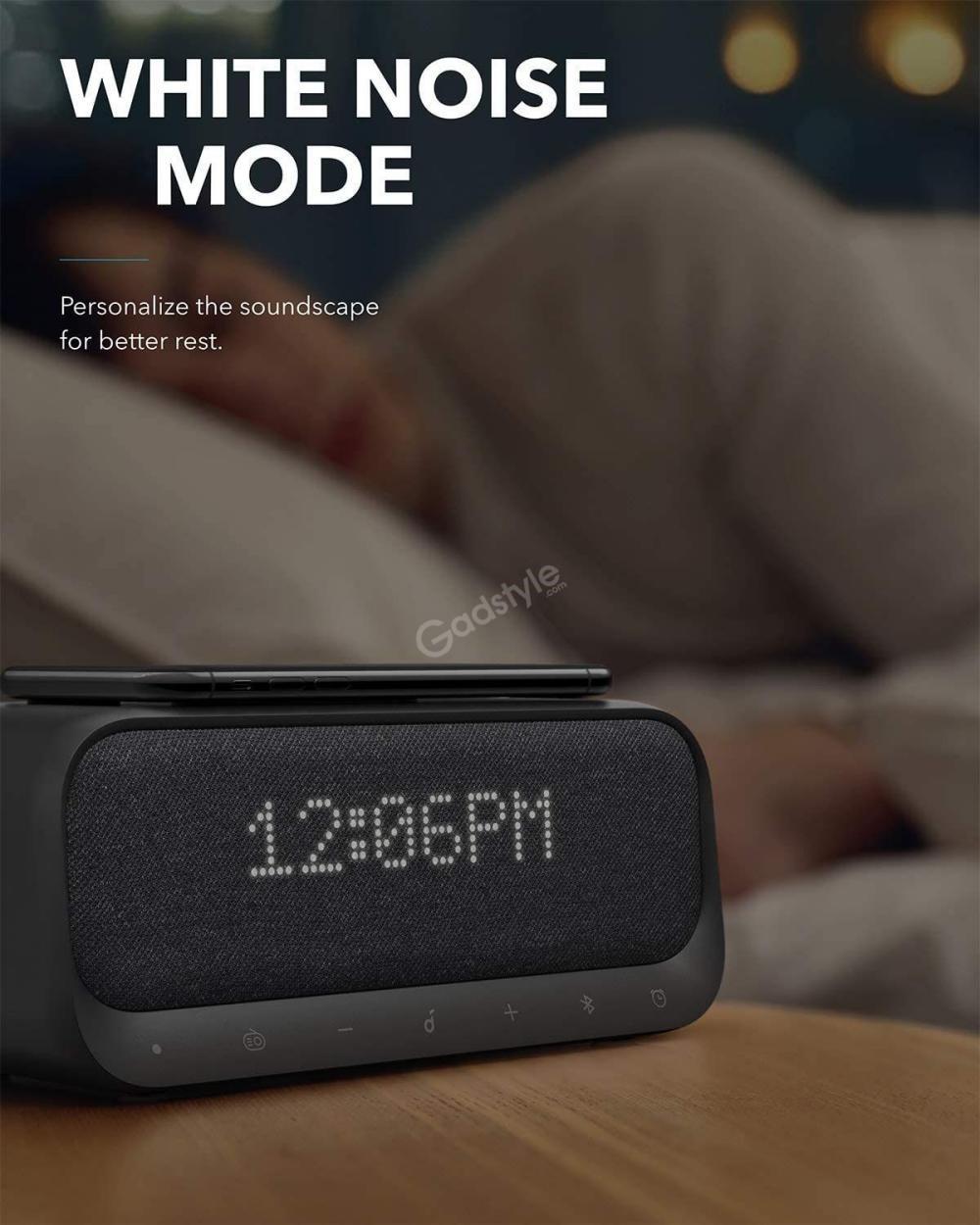 Anker Soundcore Wakey Bluetooth Speakers With Alarm Clock (3)