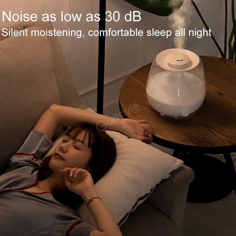 Baseus 2 4l Large Capacity Air Humidifier Essential Oil (6)