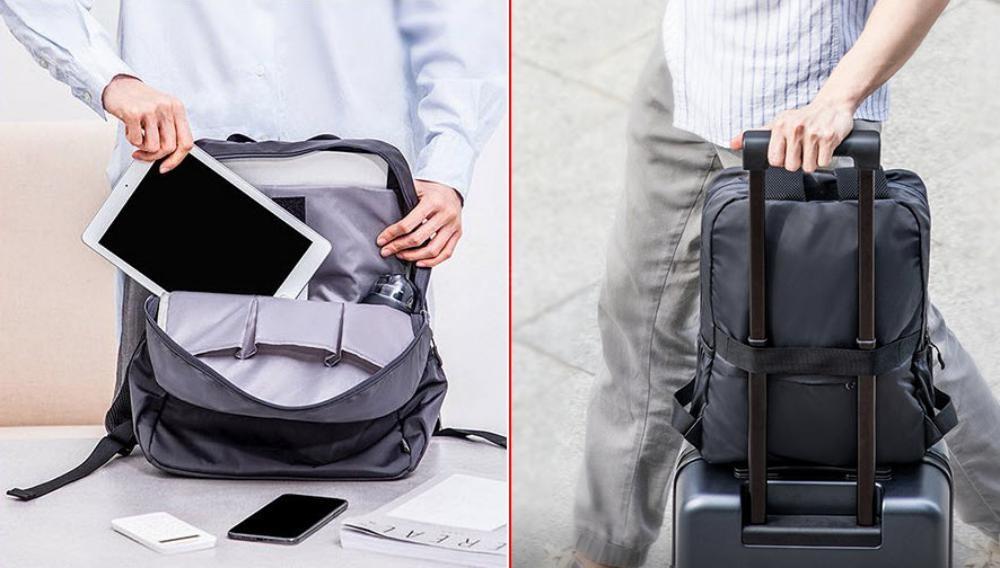 Baseus Basics Series 10l Business Laptop Backpack (2)