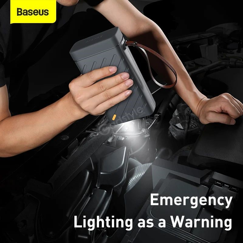 Baseus Bs Cn02 Reboost Jump Starter With Portable Energy Storage Power Supply (10)