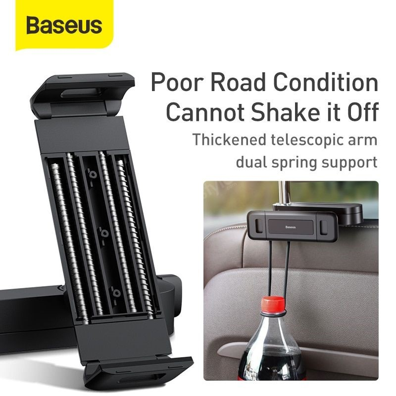 Baseus Car Backseat Lazy Bracket Phones And Tablets (10)