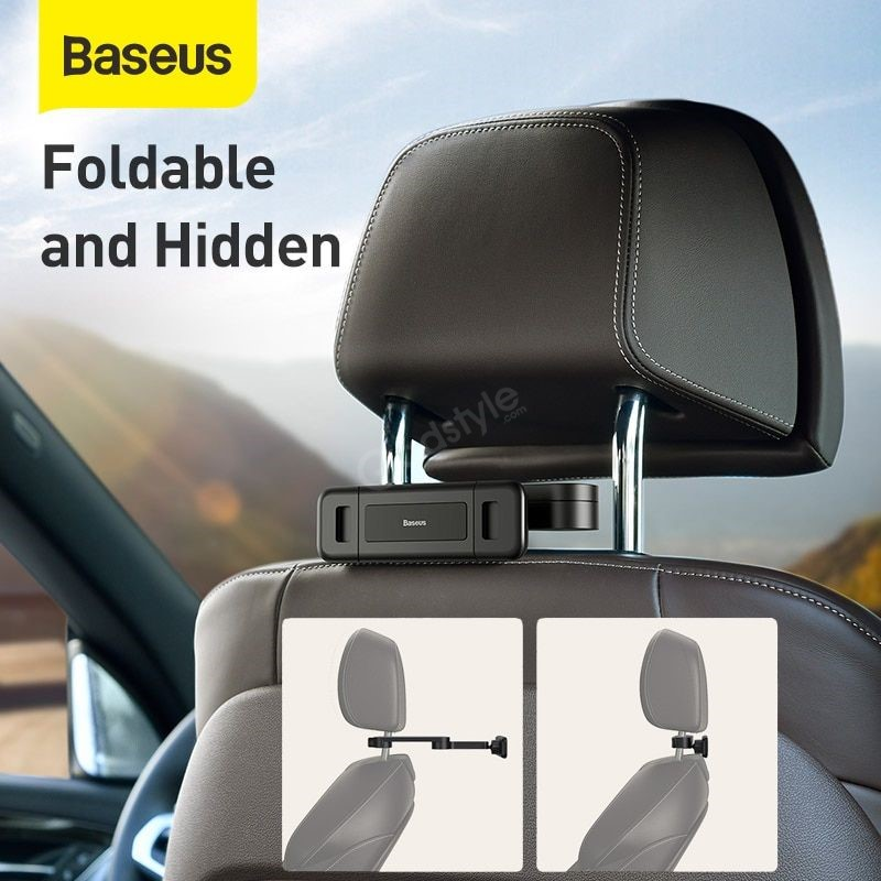 Baseus Car Backseat Lazy Bracket Phones And Tablets (11)