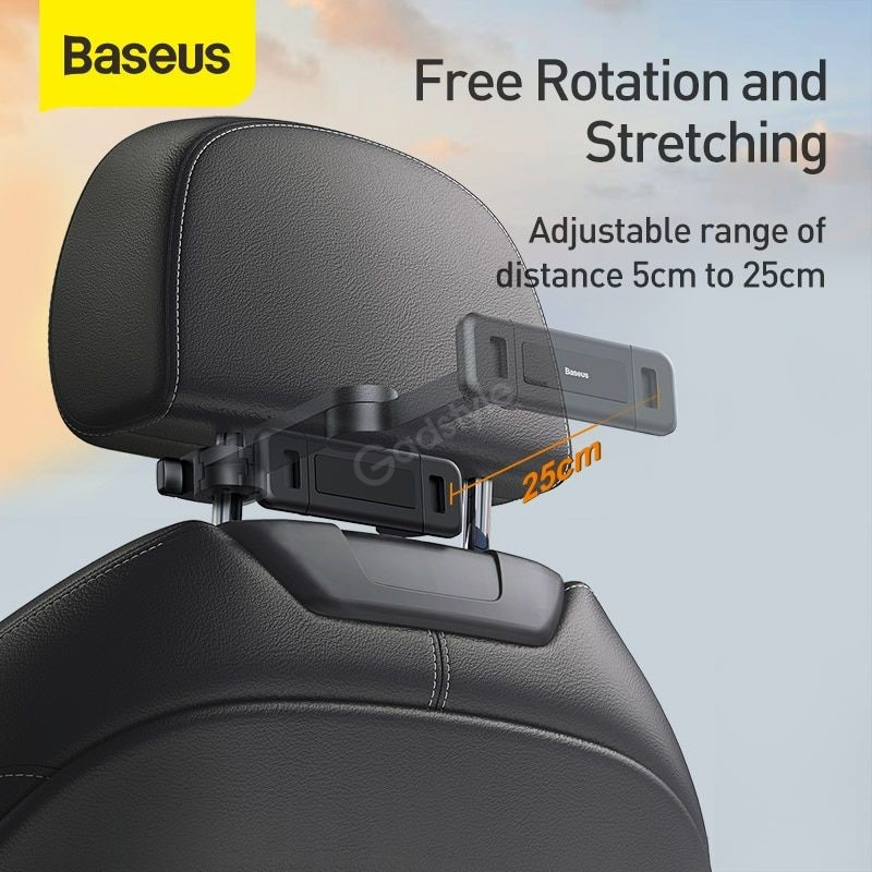Baseus Car Backseat Lazy Bracket Phones And Tablets (9)