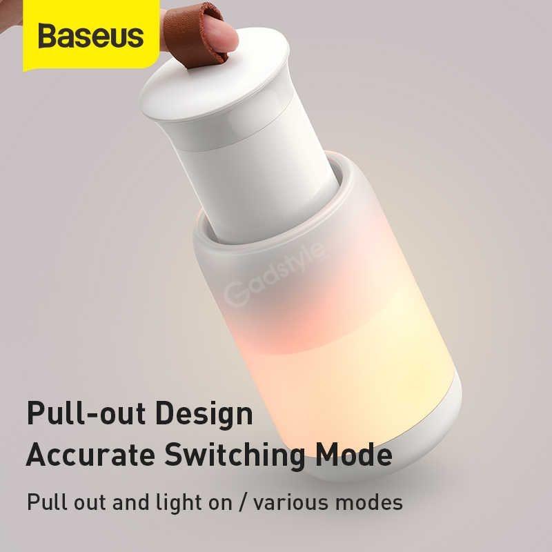 Baseus Car Emergency Led Flashing Light Rechargeable (8)