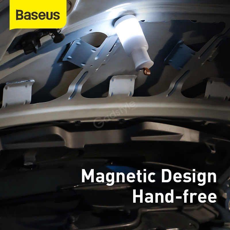 Baseus Car Emergency Led Flashing Light Rechargeable (9)