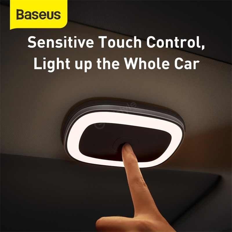 Baseus Car Interior Light Reading Lamp Rechargeable Car Ceiling Lamp (3)
