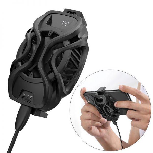 Baseus Ga06 Gamo Refriger Cooling Radiator Mobile Phone Cooler