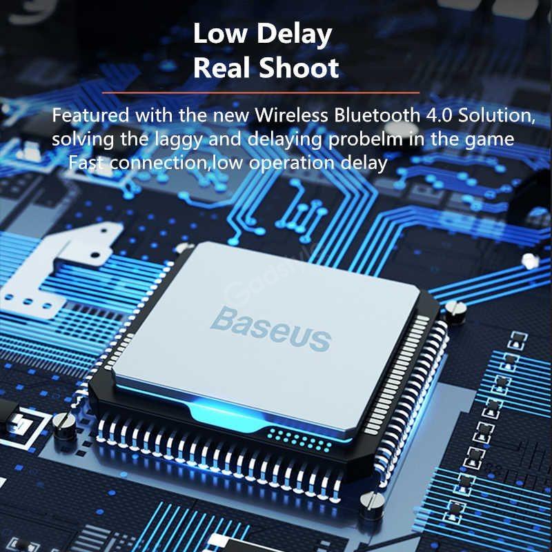 Baseus Gamo Wireless Joystick Gamepad For Pubg Game Controller (2)