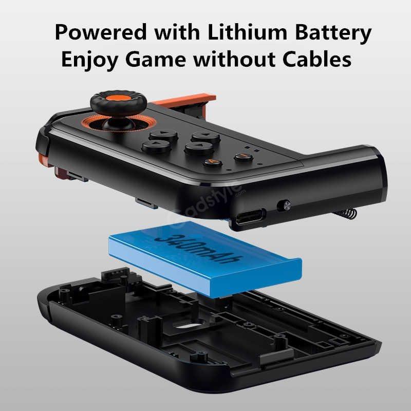 Baseus Gamo Wireless Joystick Gamepad For Pubg Game Controller (3)