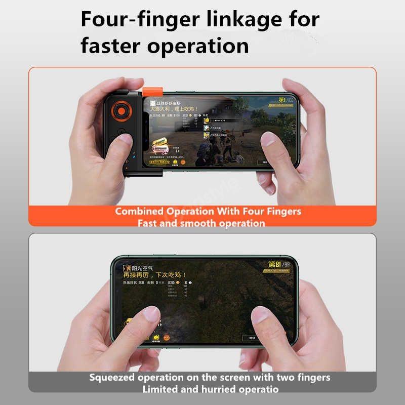 Baseus Gamo Wireless Joystick Gamepad For Pubg Game Controller (5)