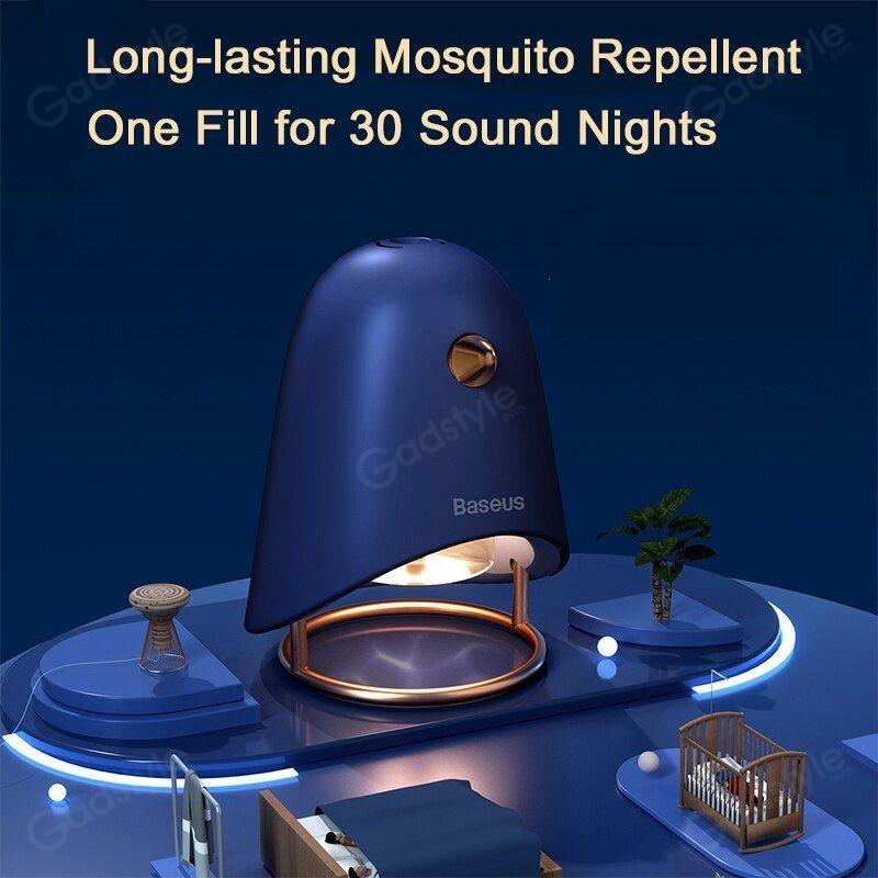 Baseus Hongyan Electric Mosquito Repellent Device Liquid Heater (5)