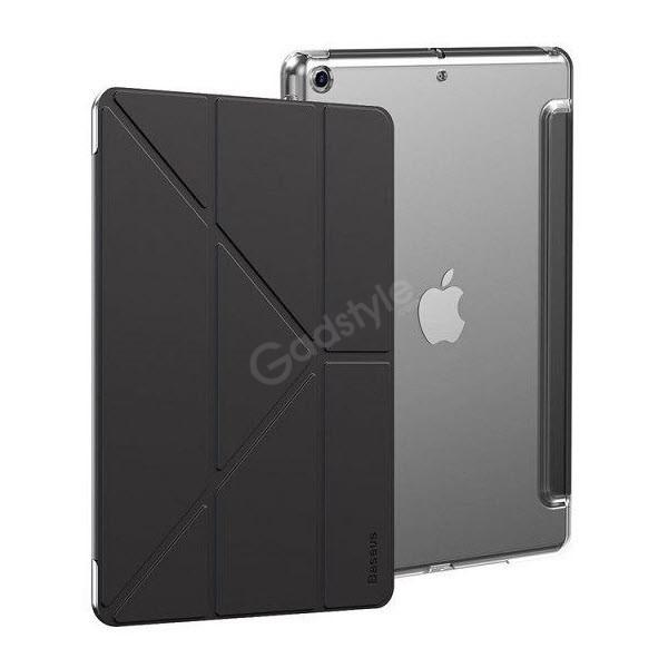 Baseus Jane Y Type Leather Case Auto Sleep Wake Cover For Ipad 10 2 Inch 2019 (4)