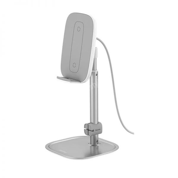 Baseus Literary Youth Desktop Bracket Telescopic Wireless Charging (7)