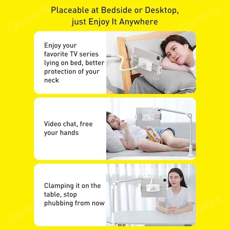Baseus Otaku Life Rotary Adjustment Lazy Holder (4)