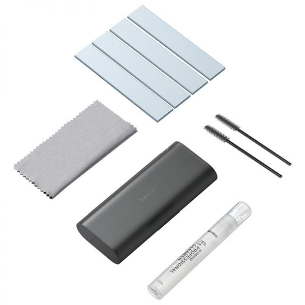 Baseus Portable Cleaning Set For Tablet Mobile Phone Screen Cleaner (2)