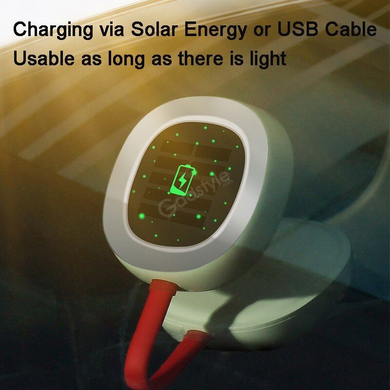 Baseus Solar Reading Light Led Touch Control Car Ceiling Lamp (6)