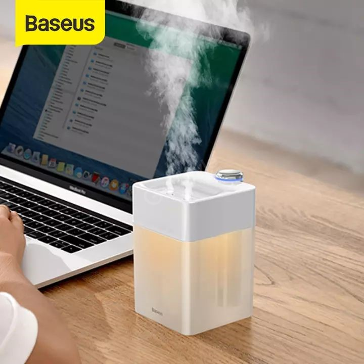 Baseus Time Magic Box Dual Spray Humidifier (2)