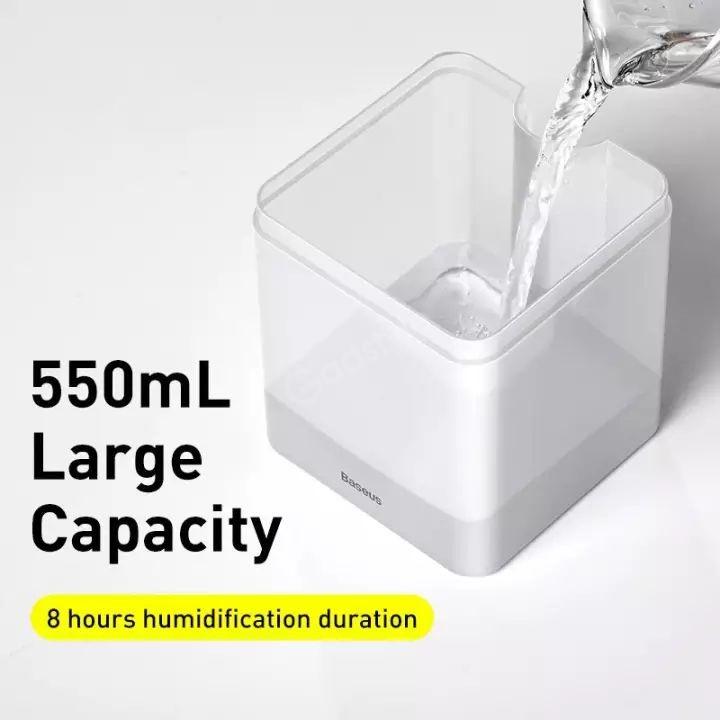 Baseus Time Magic Box Dual Spray Humidifier (6)