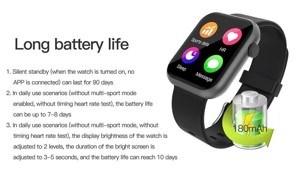 Colmi P9 Smartwatch Ip67 Waterproof (2)