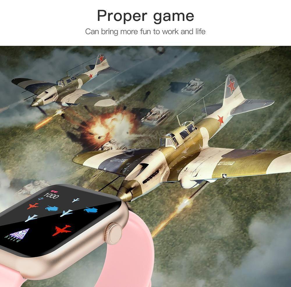 Colmi P9 Smartwatch Ip67 Waterproof (3)