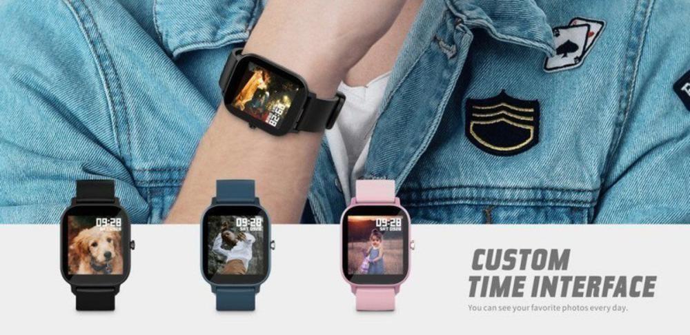 Havit M98 Smart Watch Ultra Thin Watch (1)