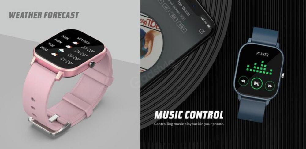 Havit M98 Smart Watch Ultra Thin Watch (2)