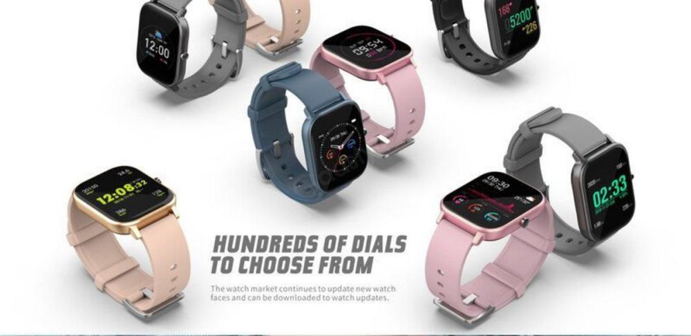 Havit M98 Smart Watch Ultra Thin Watch (3)