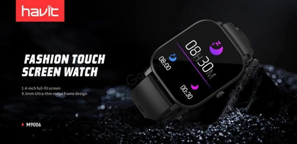 Havit M98 Smart Watch Ultra Thin Watch (4)