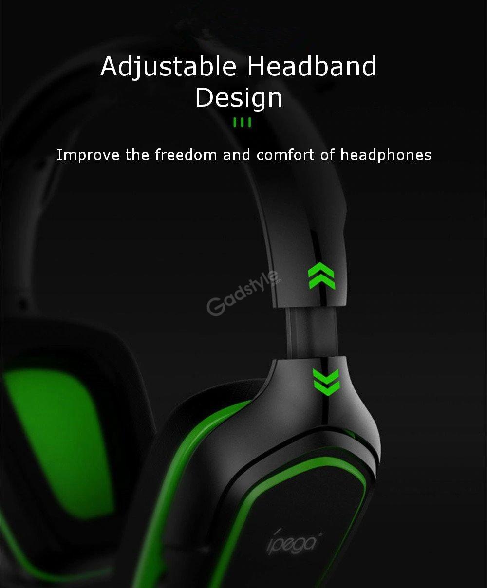 Ipega Pg R006 Professional Wired Gaming Headphone (1)