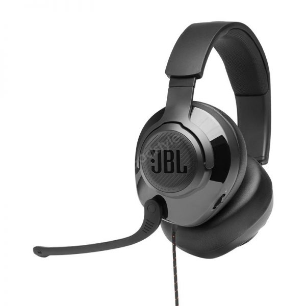 Jbl Quantum 200 Wired Gaming Headphones With Flip Up Mic (4)