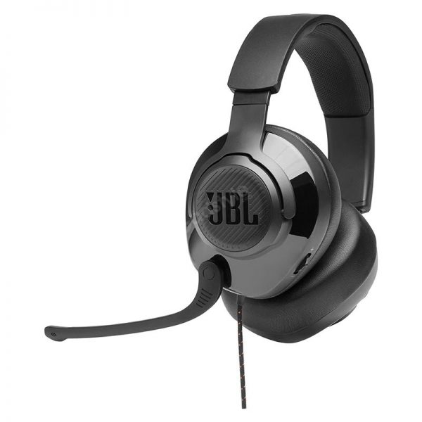 Jbl Quantum 300 Hybrid Wired Over Ear Gaming Headset With Flip Up Mic (10)