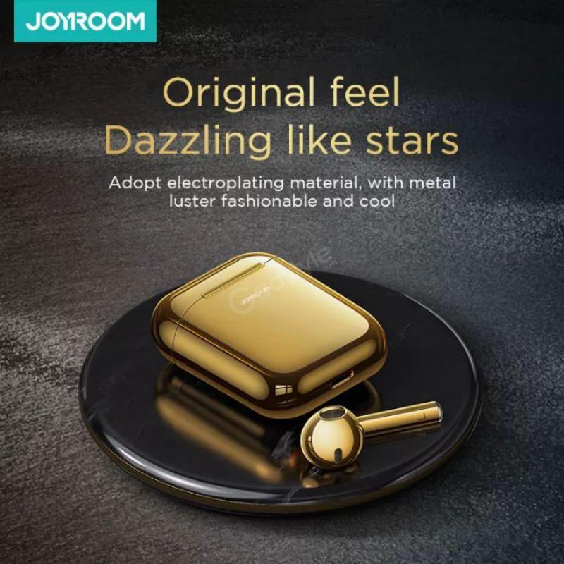 Joyroom Jr T03s Earbuds Gold (3)