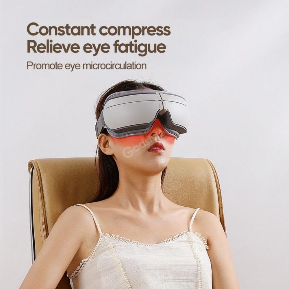 Joyroom Smart Eye Massager Relax Stress Relieve Eye Machine (8)