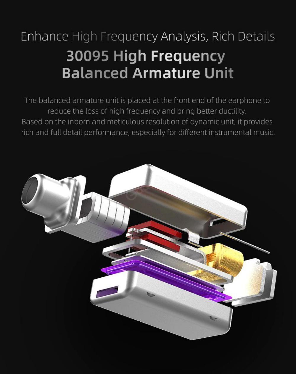 Kz Zst X Hybrid Driver In Ear Earphones (6)