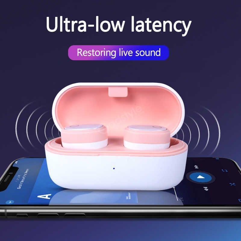Lenovo Ht18 Tws Bluetooth Wireless Earphones (4)