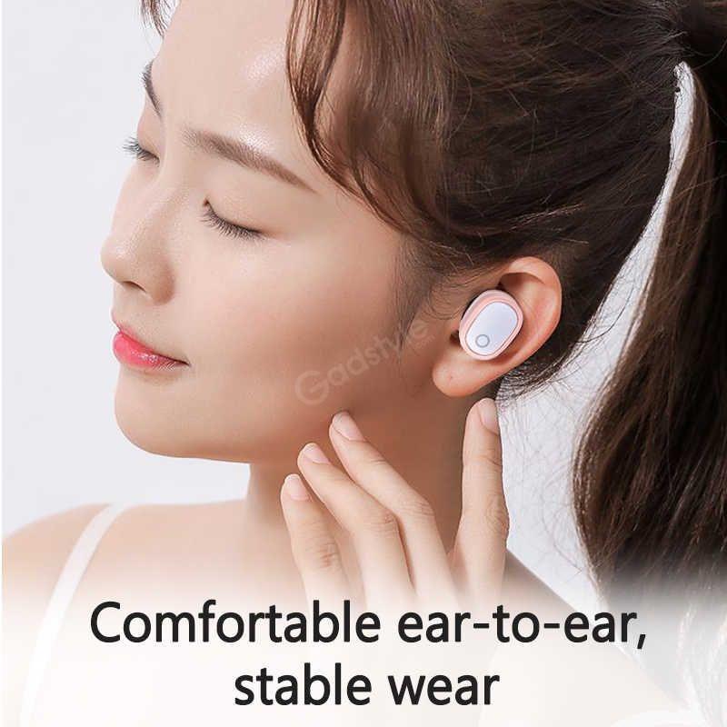 Lenovo Ht18 Tws Bluetooth Wireless Earphones (5)