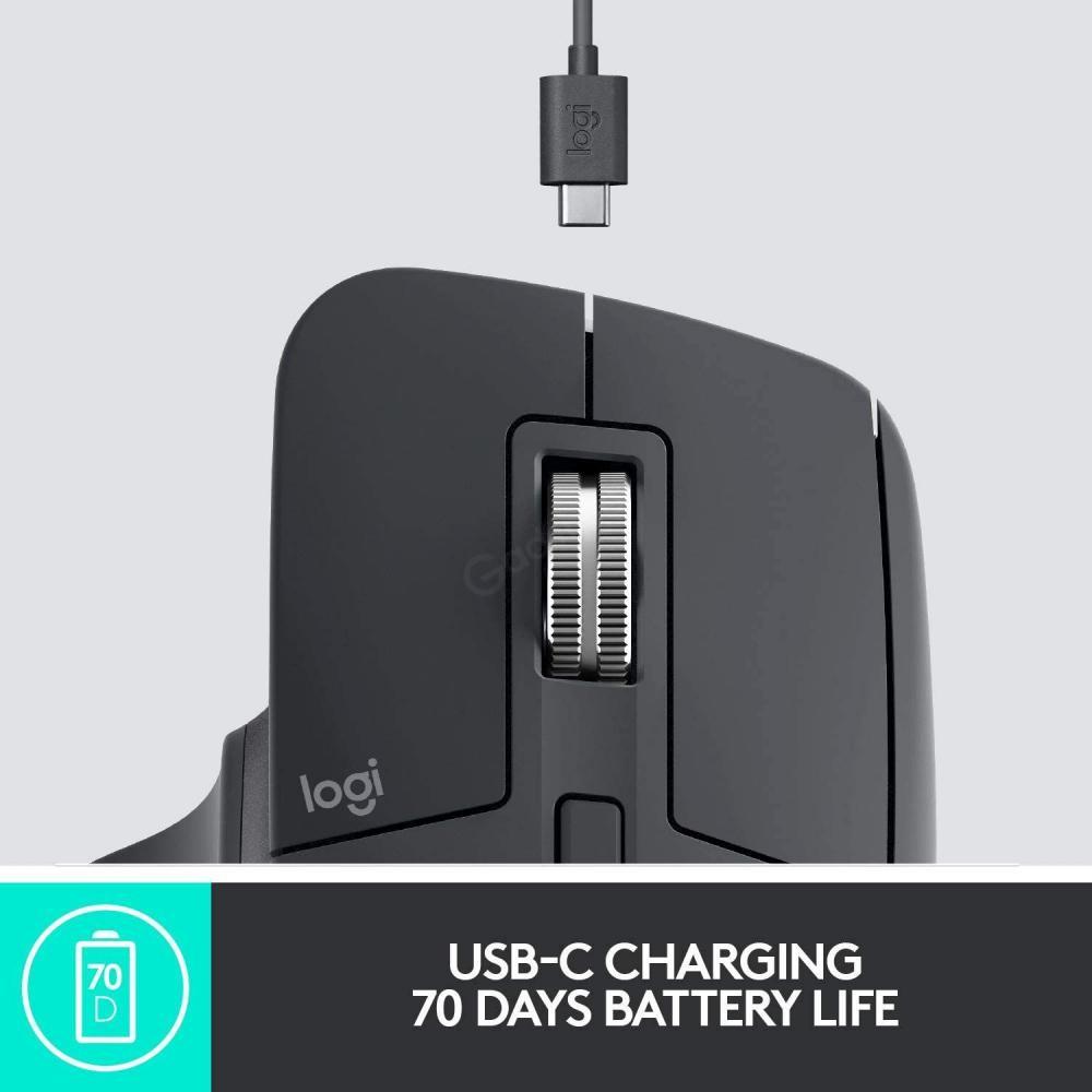 Logitech Mx Master 3 Wireless Mouse (6)