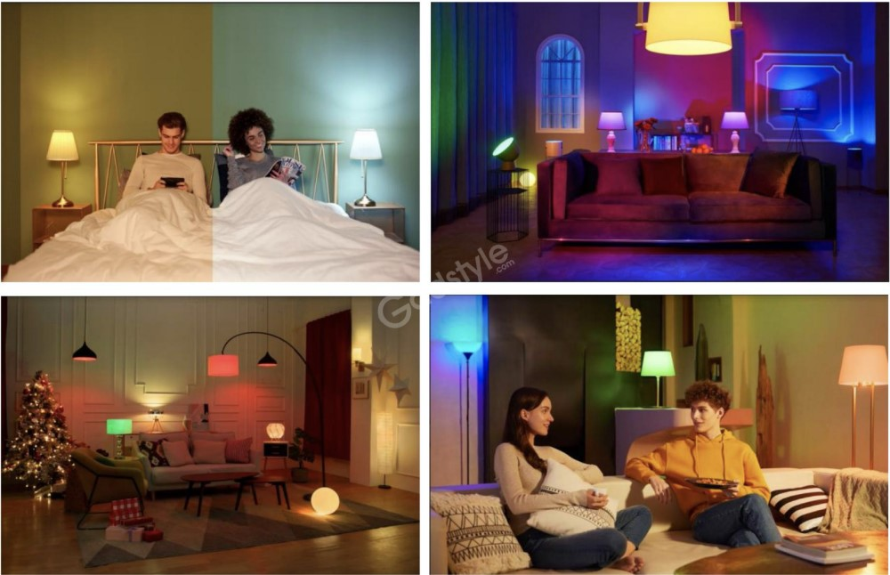 Mi Smart Led Smart Bulb Essential White And Color (3)