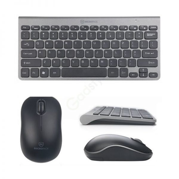 Micropack Km 218w Wireless Keyboard And Mouse Combo (1)